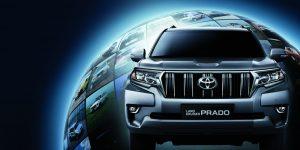 Toyota LC Prado VX 3