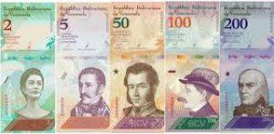 Moneda venezolana