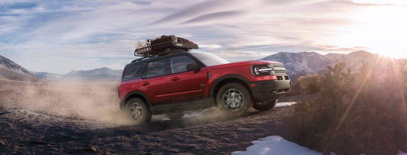 Ford Motor de Venezuela estrena su Bronco Sport 4X4